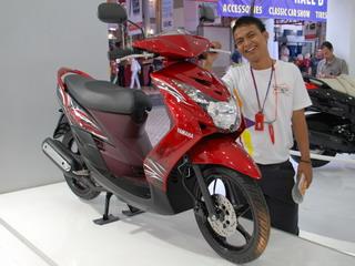 contoh modifikasi motor mio soul 2010